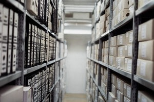 Перевозка архива в Москве