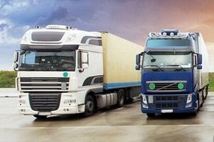 вид грузовых автомобилей