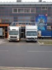 Подача 5 машин для перевозки офисного оборудования и мебели