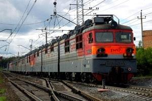 Перевозка груза железнодорожным транспортом